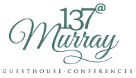 137 Murray Guesthouse Logo