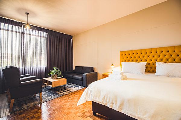 1 bedroom 6